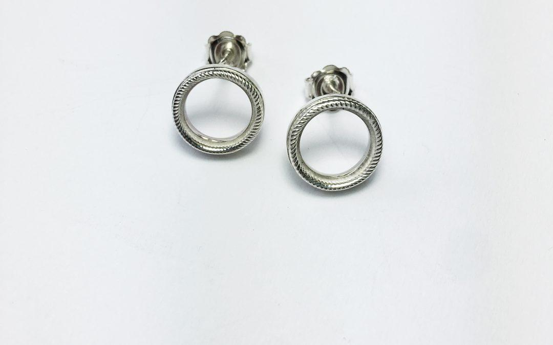 Elliptical Earrings 005