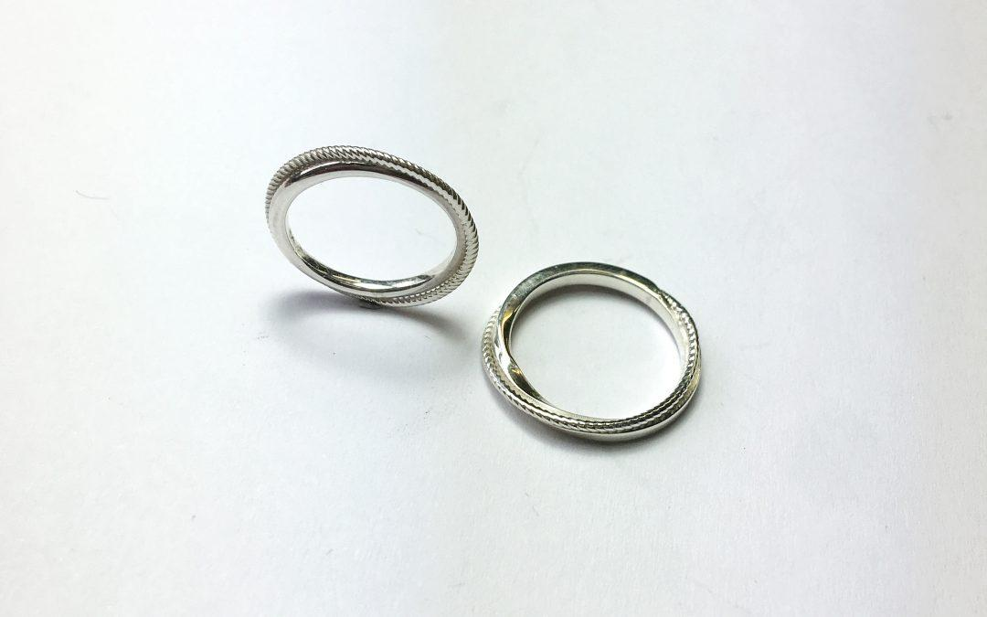 Elliptical Rings