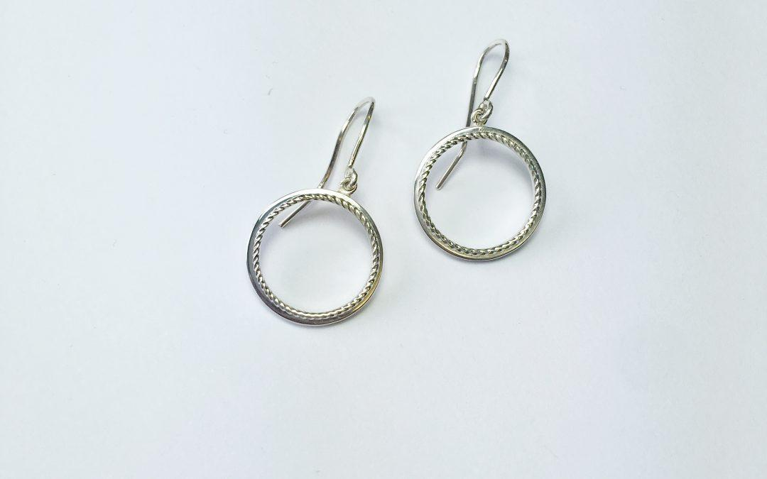 Elliptical Earrings 004