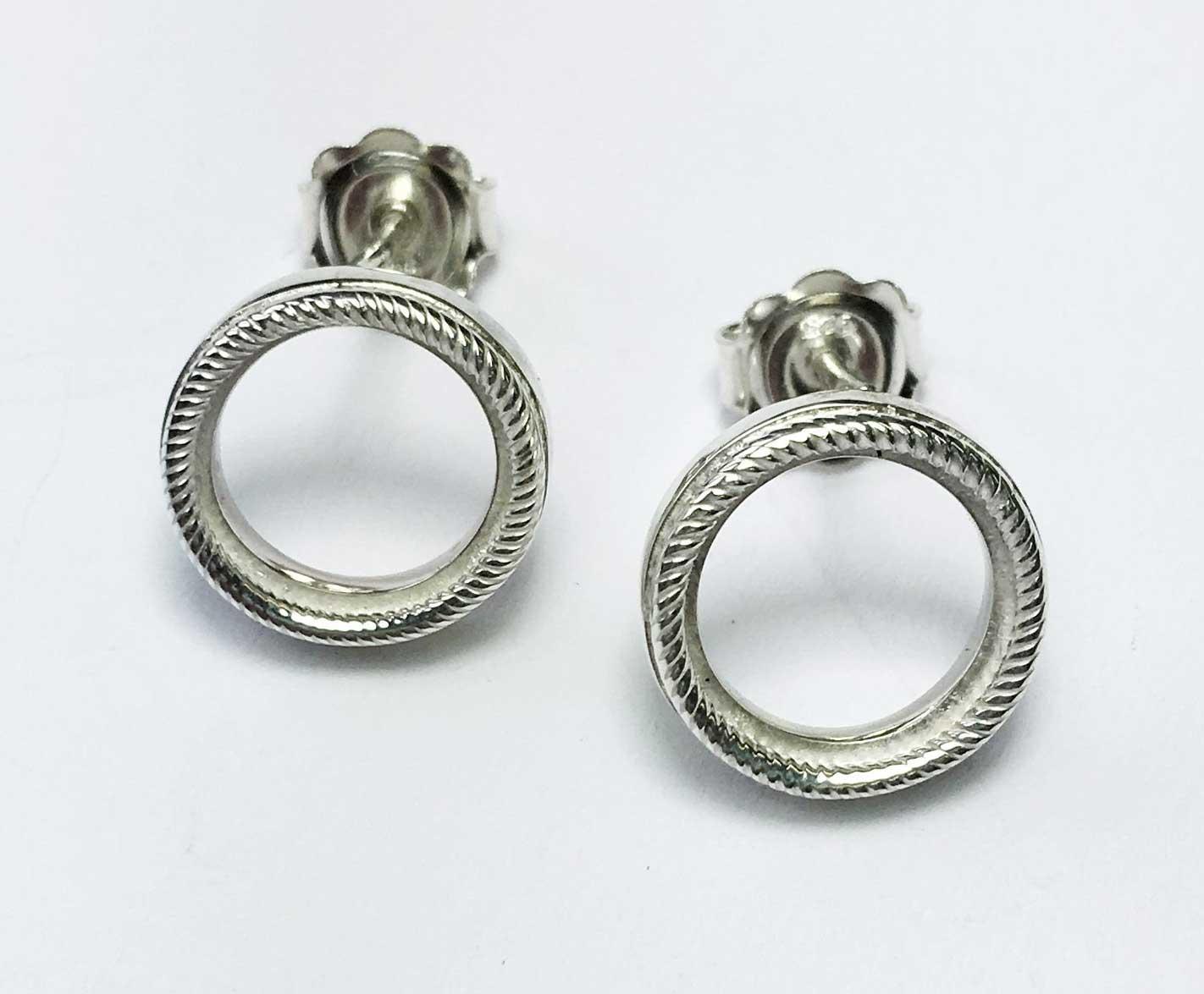 Elliptical Earrings 2