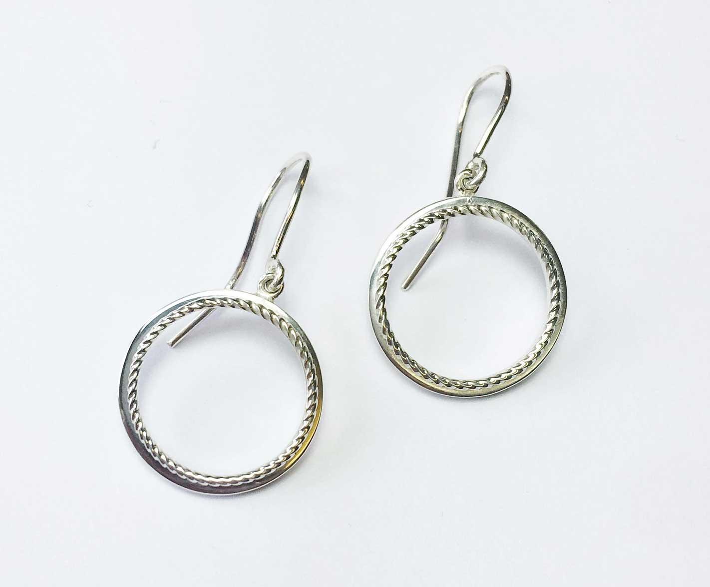 Elliptical Earrings 3