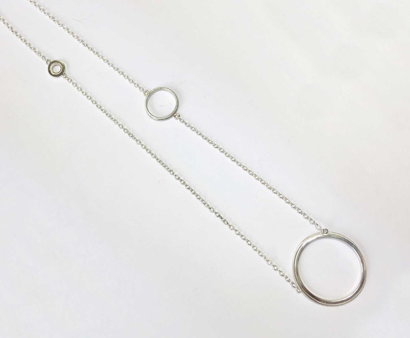 Elliptical Necklace 1