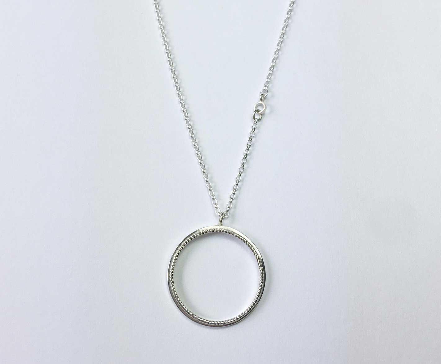 Elliptical Necklace 2
