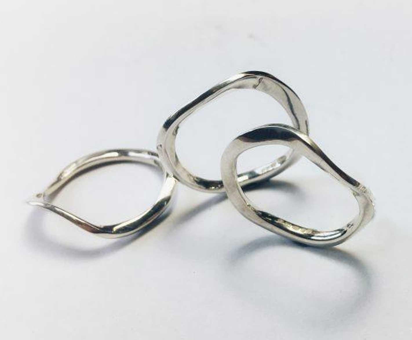 Serenity Ring – Plain